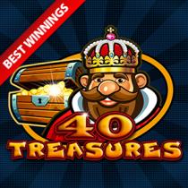 40 Treasures