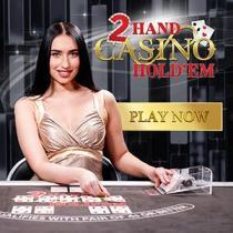 Double Hand Casino Holdem Poker