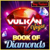 VulkanVegas Book Of Diamonds